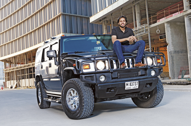 Mohammad's 2004 Hummer H2