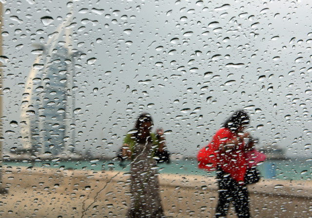 Rain, thundershowers expected in UAE on Tuesday