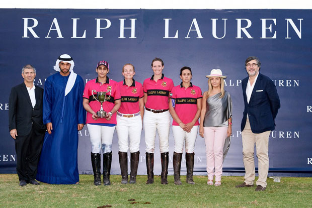 UAE reclaim Ralph Lauren International Ladies Polo title 5461be75521f