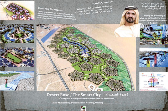 dc7937fc6480 Desert Rose housing project to bloom in Dubai