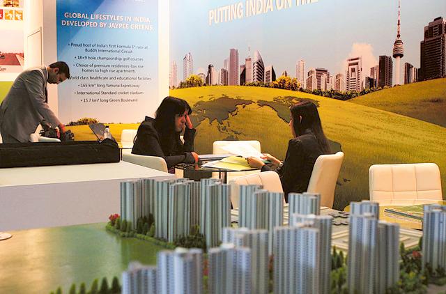 UAE investors seek exposure in India real estate