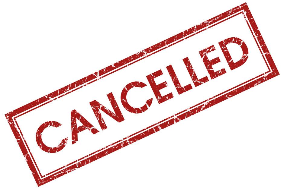 Image result for cancel