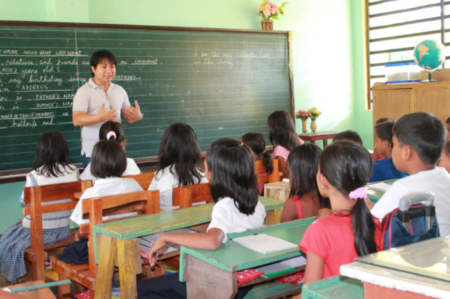 Image result for primary school in the philippines