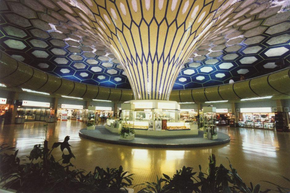 Abu Dhabi International Airport Auh Airlines Terminals