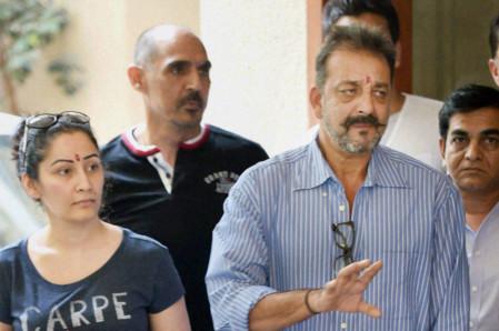 Sanjay Dutt turned away from jail