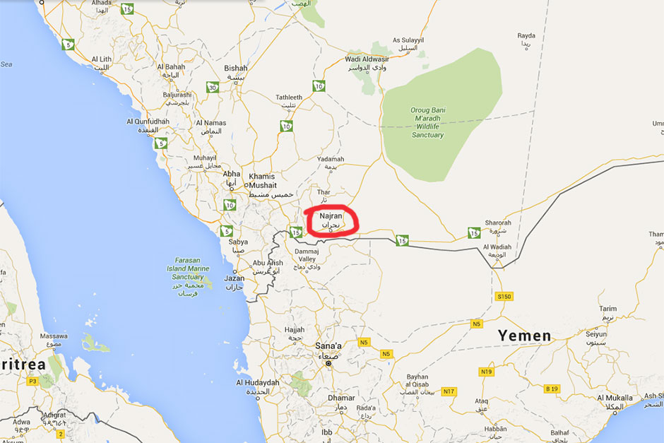 Saudi Arabia intercepts Houthi missile, 26 wounded by shrapnel