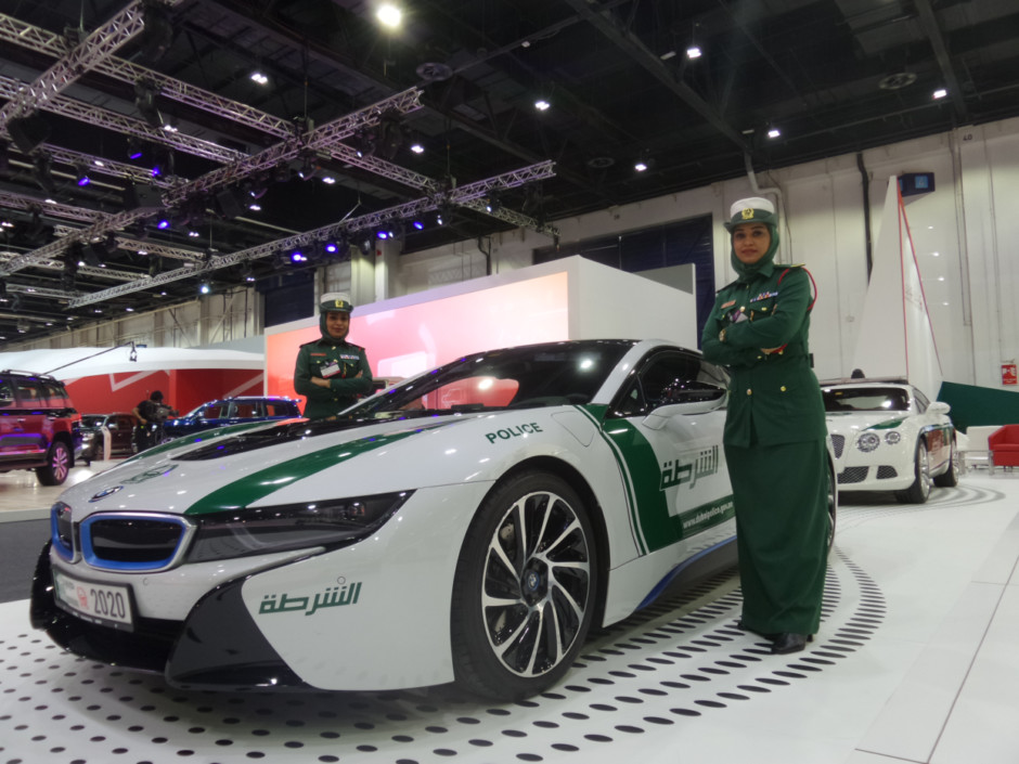 The Complete List Of Dubai Police S Luxury Cars