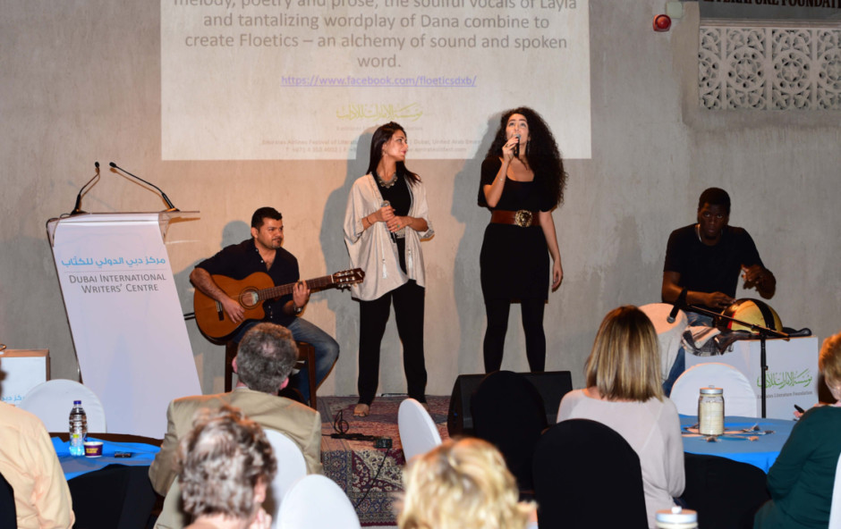 dubai international writer s center celebrates anniversary