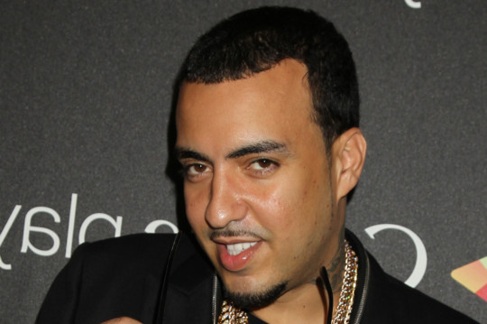 French Montana At Vip Room Dubai
