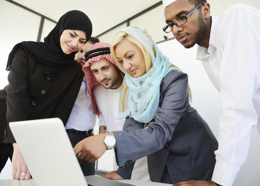 знакомство с араба