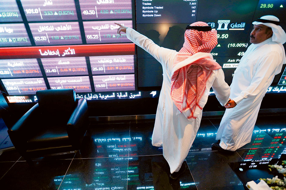 Tadawul is the top performing index in the region