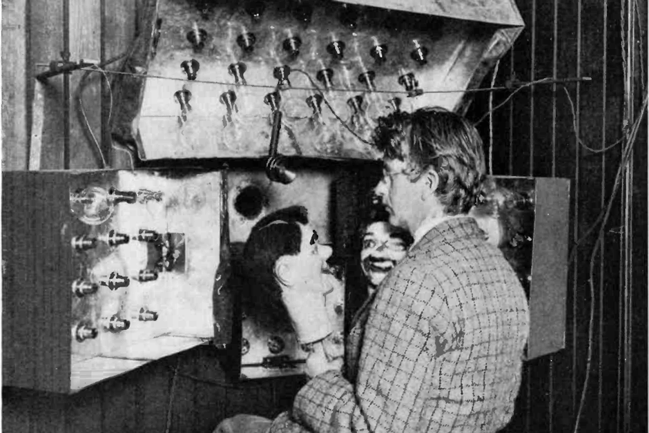 seeing by wireless how john logie baird changed the world