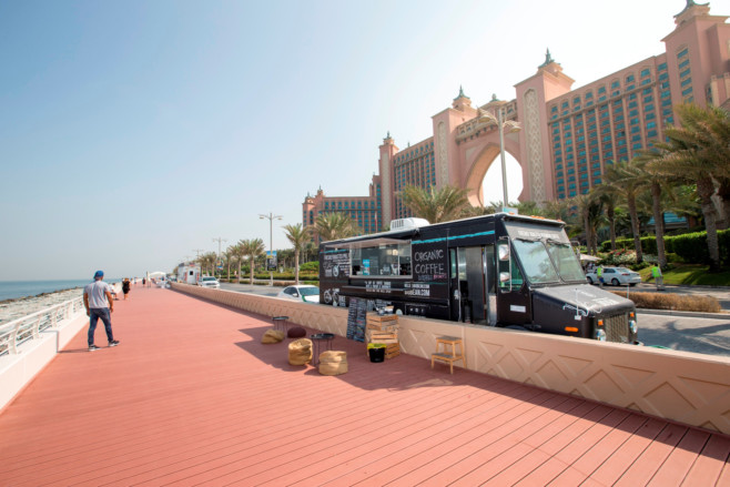 How To Set Up A Food Truck In Dubai