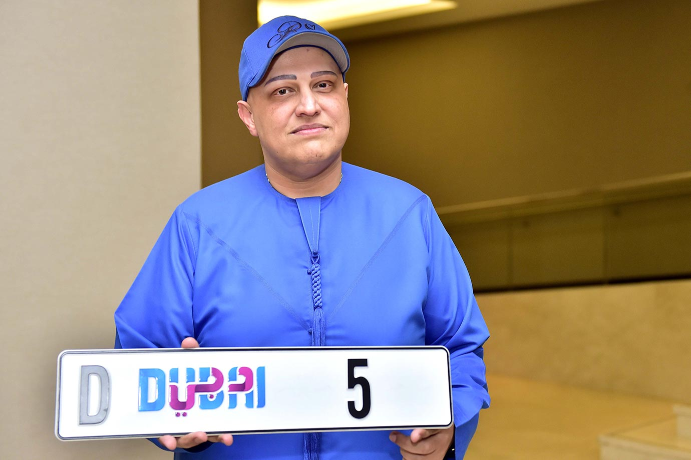 Indian Businessman Wins Distinguished Dubai Number Plate For Dh33million