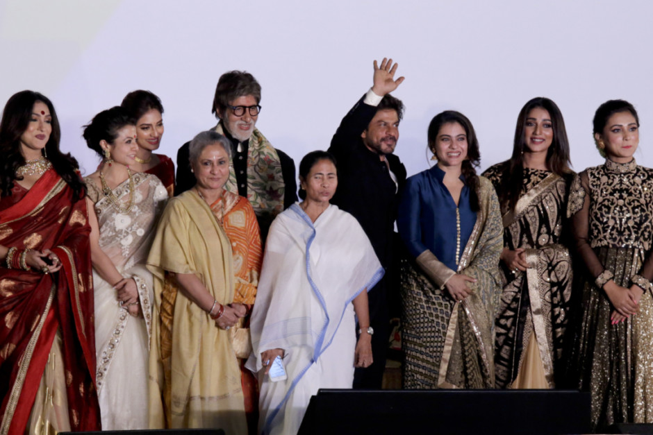 766fe2f4ff9 Amitabh Bachchan inaugurates Kolkata International Film Festival