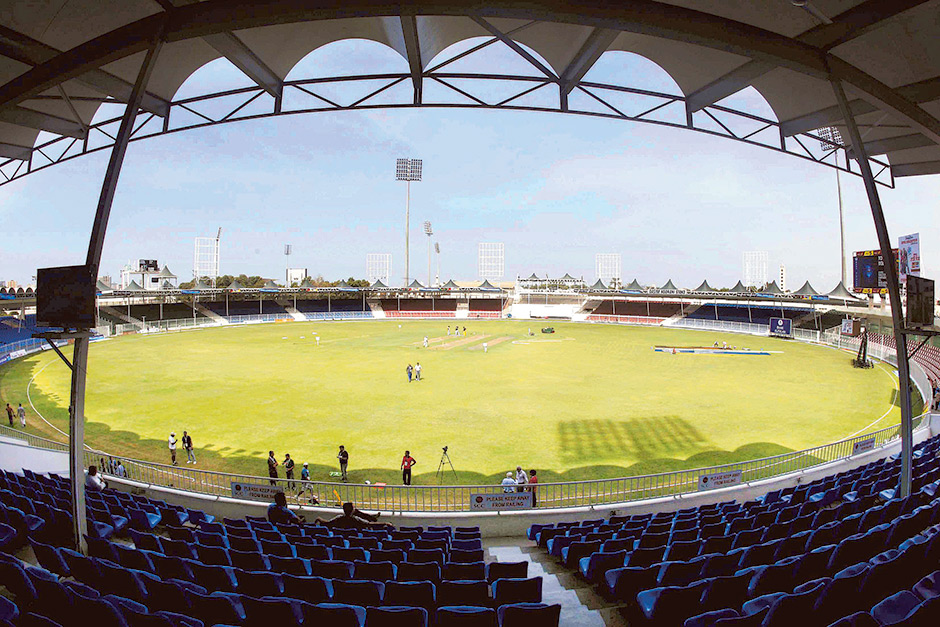 State Of The Art Facilities Set For Sharjah Cricket Stadium