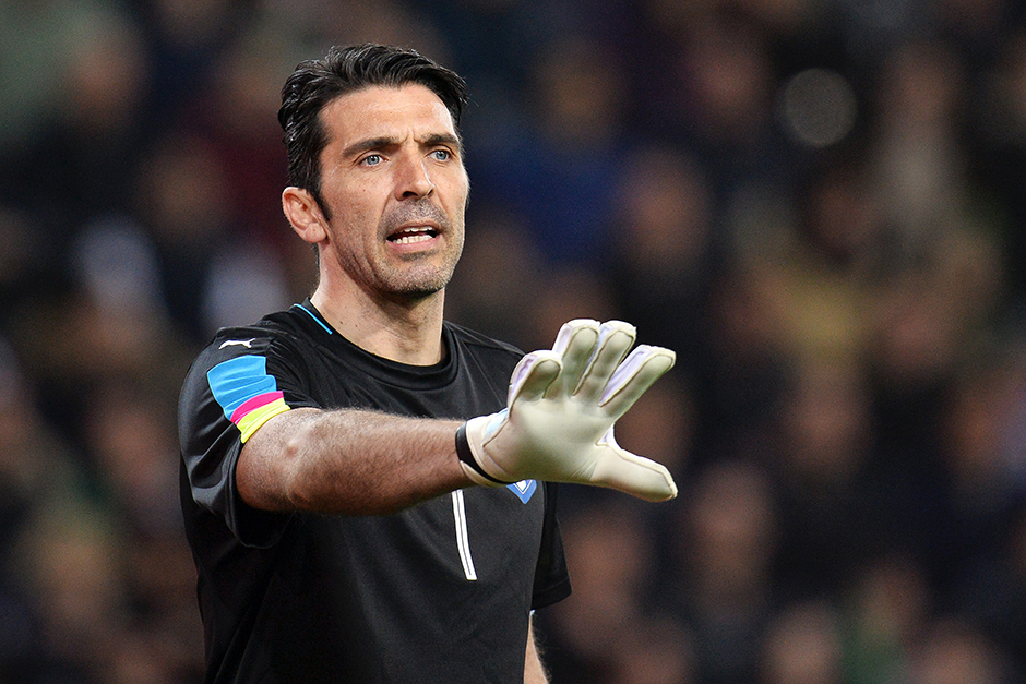 e81ca6a004b Gianluigi Buffon feels the pain after third final defeat
