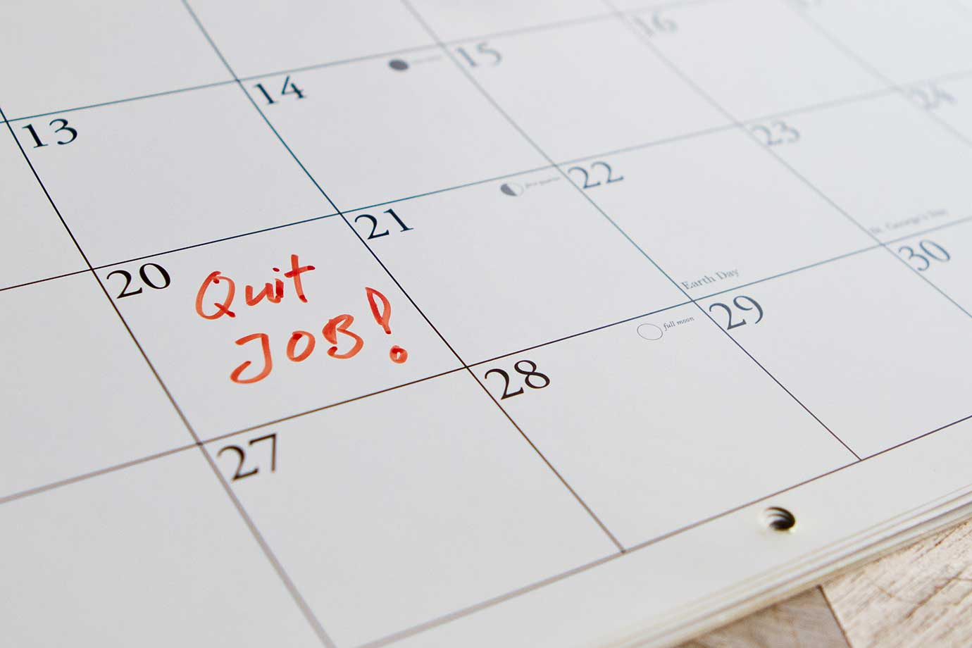 Resigning Serving A Notice Period Is Mandatory
