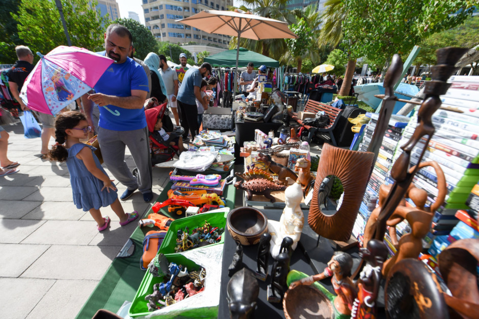 Declutter Your Home And Join The Dubai Flea Market