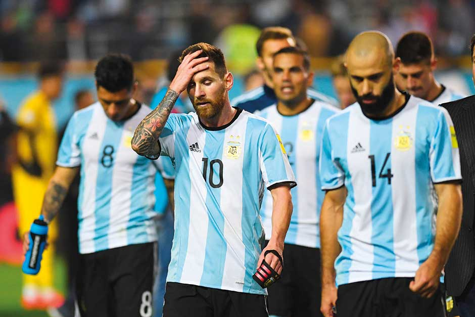 f112ecbb8 Argentina calls off game against Israel after protests