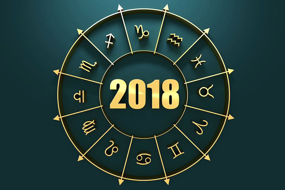Your Horoscope For 2018 What The Stars Hold For You