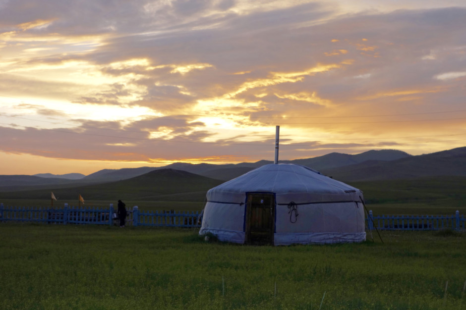 Image result for ger camp mongolia landscapes