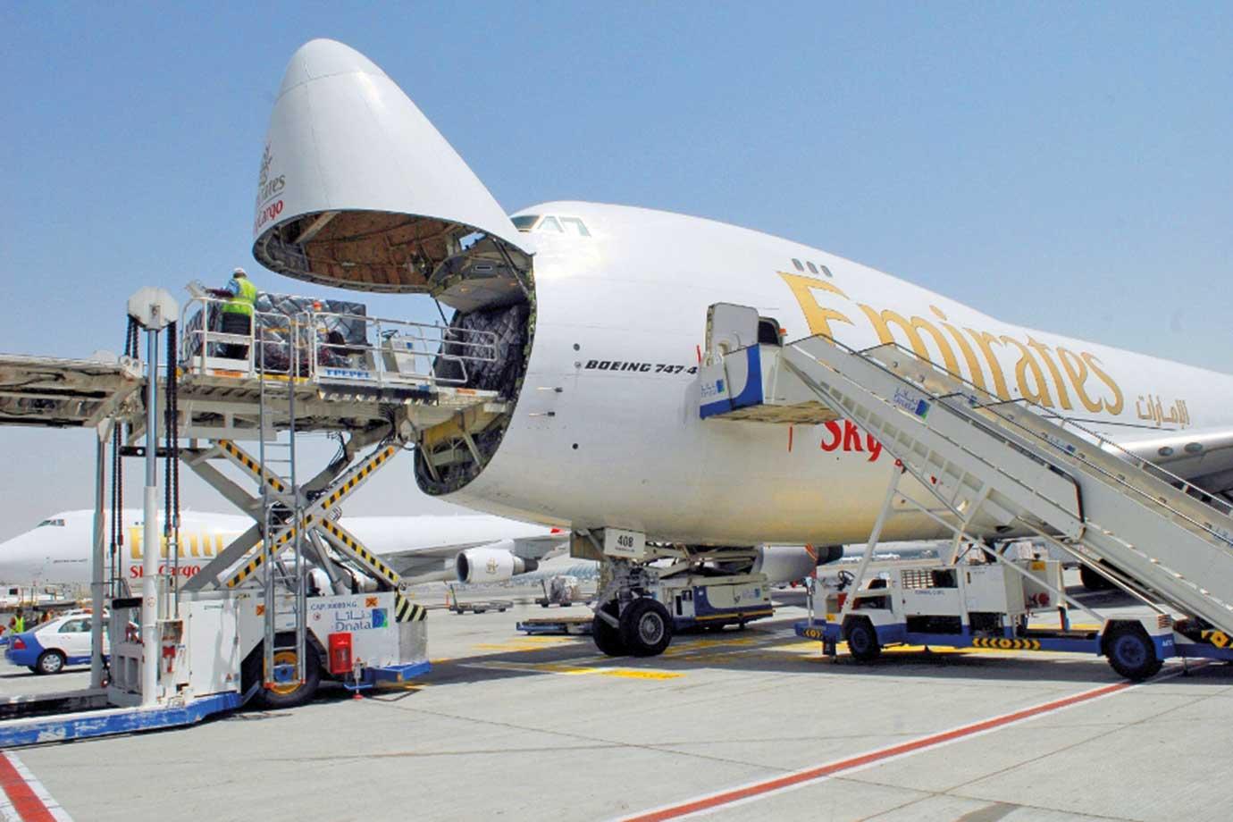 Maureva Ltd |Cargo Air Freight