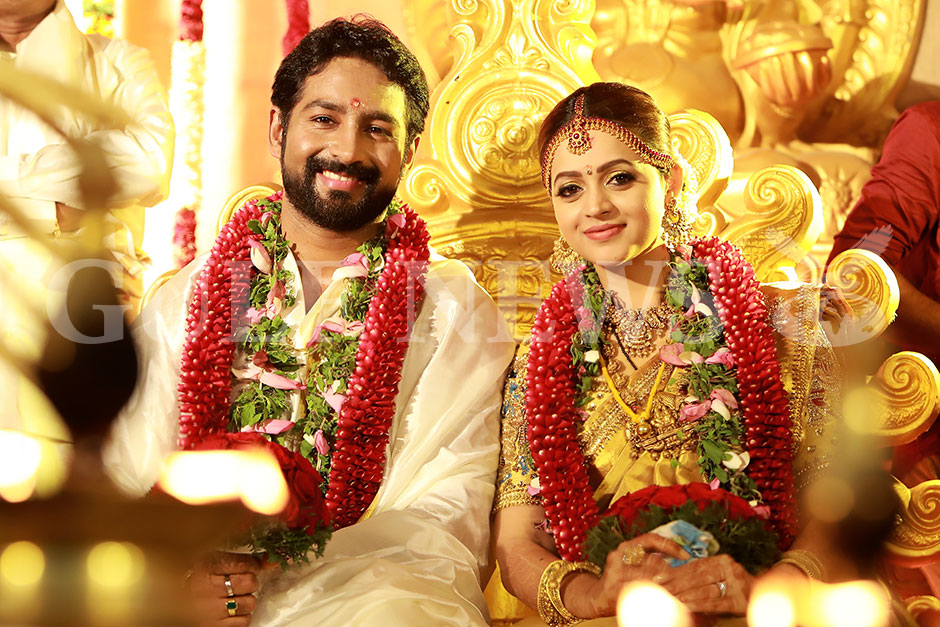 Inside Bhavanas Traditional South Indian Wedding