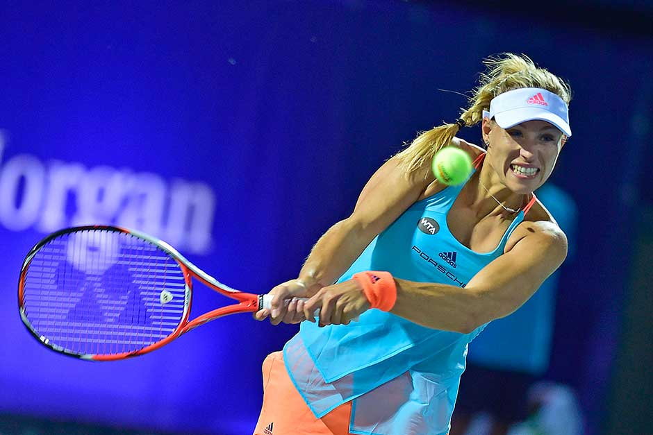 Resurgent Kerber Among Favourites For Dubai Duty Free Tennis Crown