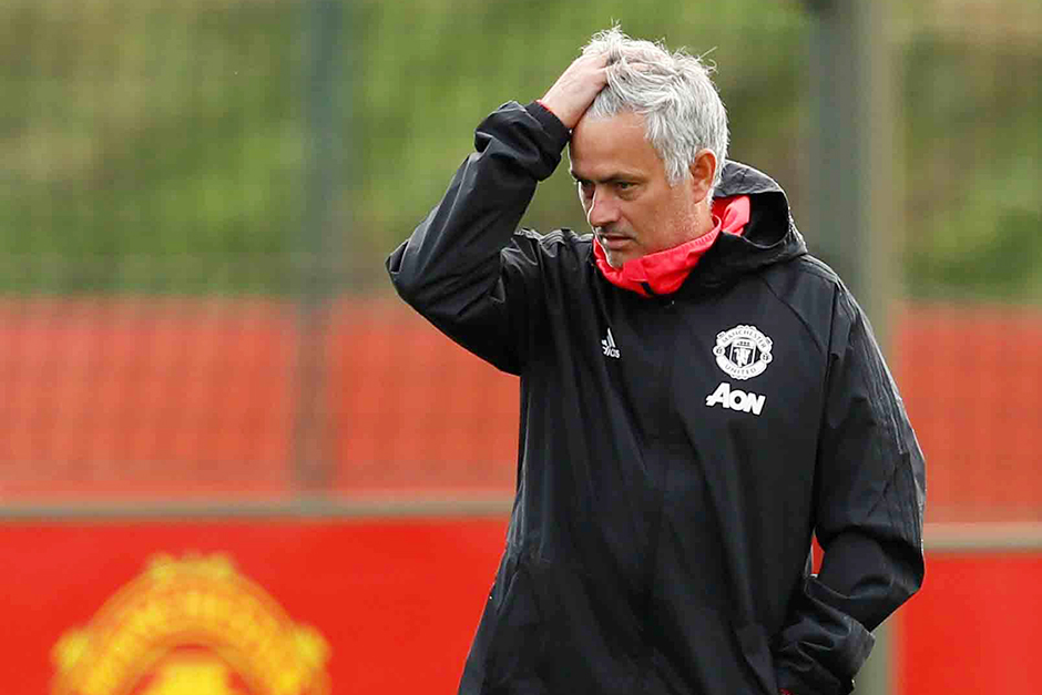 a3c4965e6d9 A must-win in Mourinho s losing battle
