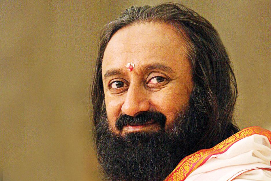 Indian Guru Sri Sri Ravi Shankar To Visit Uae In November