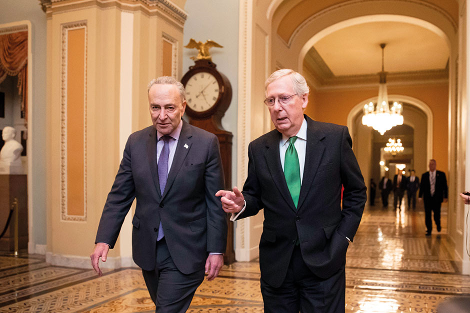 Us Congressional Leaders Forge Budget Deal That Adds To Deficit