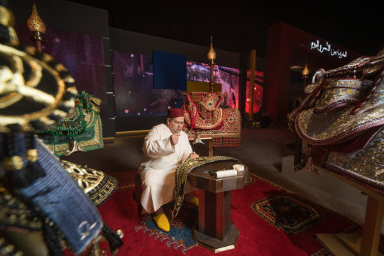 Moroccan Artisans And Handicrafts In The Spotlight In Abu Dhabi