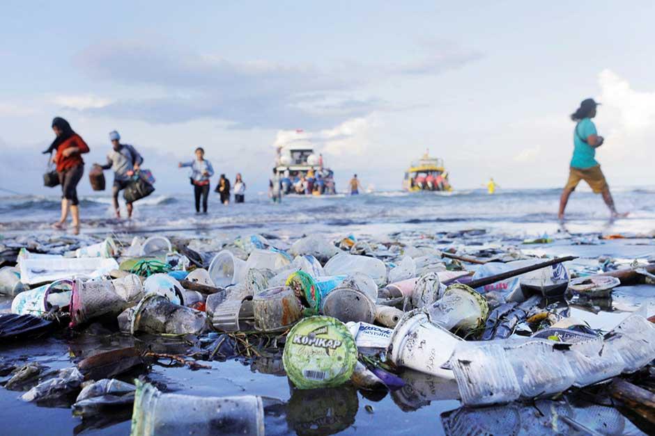 tourism pollution