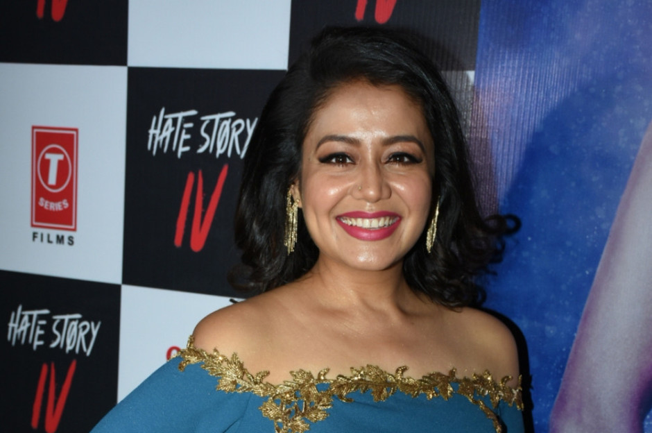 Mumbai Singer Neha Kakkar At The Song Launch Of Upcoming Film Hate Story IV In On Jan 31 2018 Photo IANS Image Credit