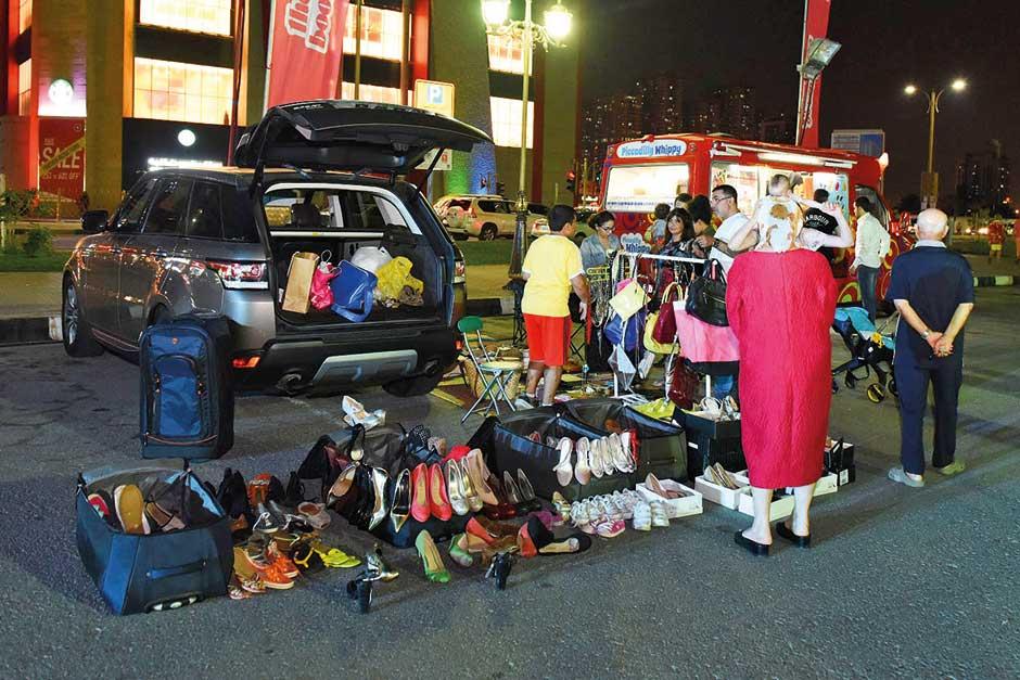 Car Boot Sale Coming To Ajman Corniche Park