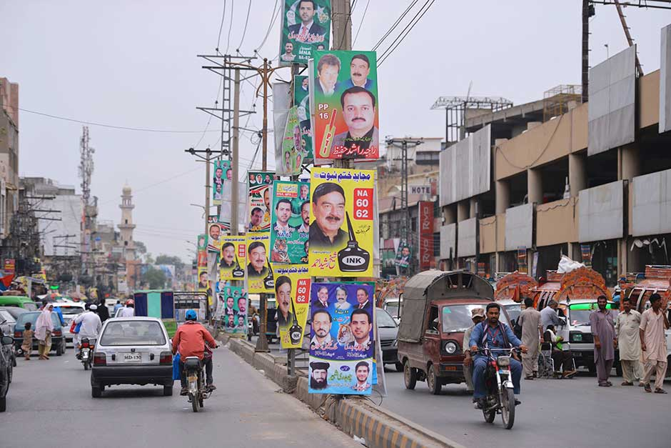 These Are The Key Players In Pakistan Elections