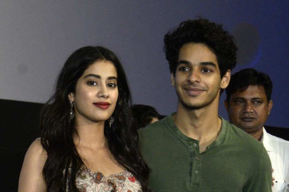 Janhvi Kapoor And Ishaan Khatter Gear Up For Release Of Dhadak