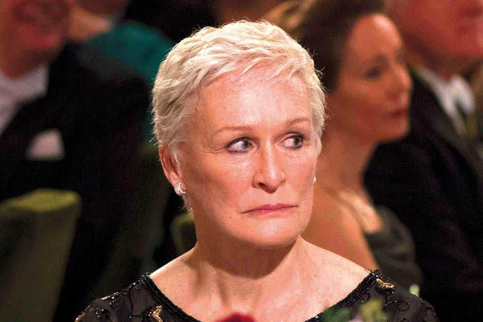 Glenn Close Says Shes A Late Bloomer In The Wife