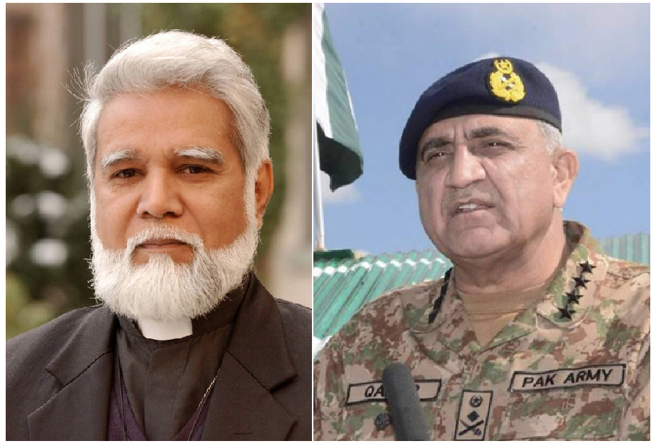 Pakistan Army Chief Hosts Christian Leaders