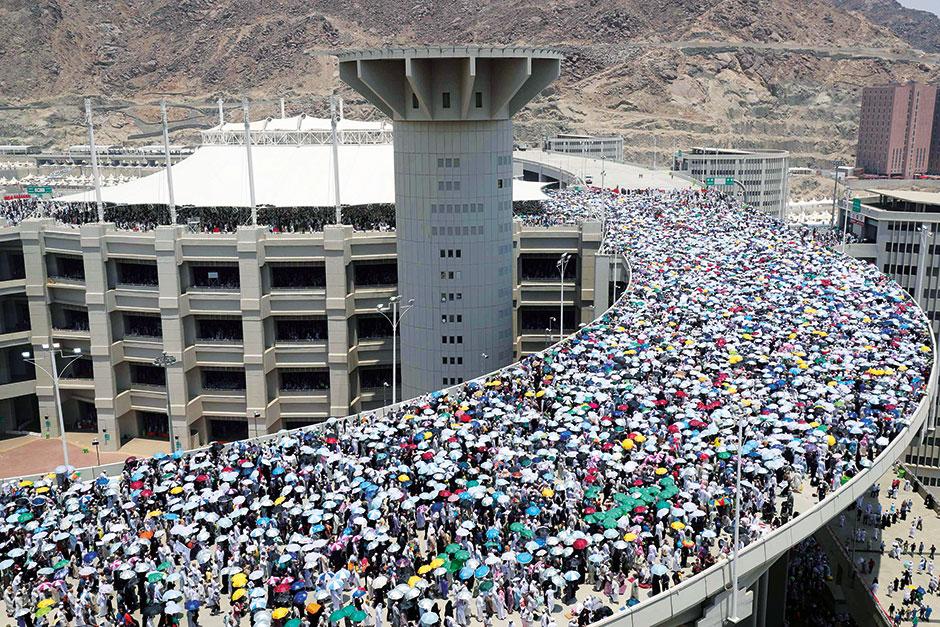 Green Haj Slowly Takes Root In Makkah