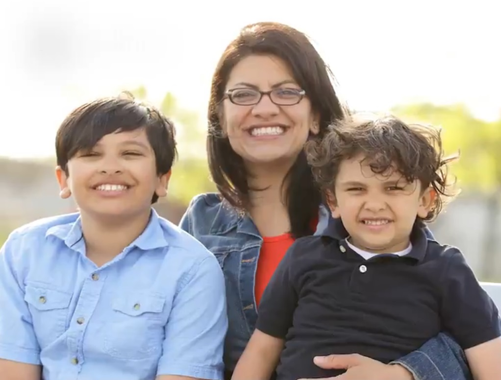 Rashida Tlaib married, husband, son, wiki, age, networth, family