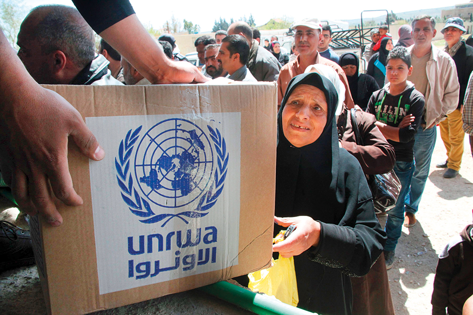 Image result for unrwa