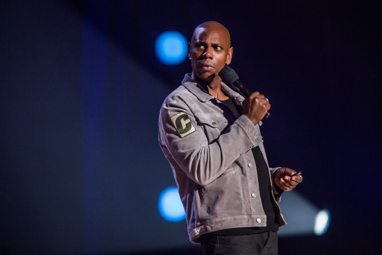 Dave Chappelle Image Credit: