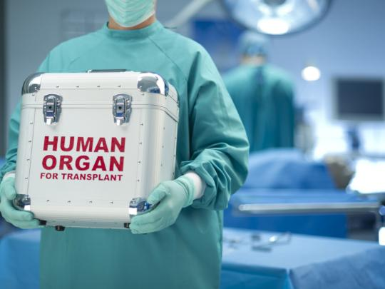 Ministry issues new criteria on organ donation of brain dead patients