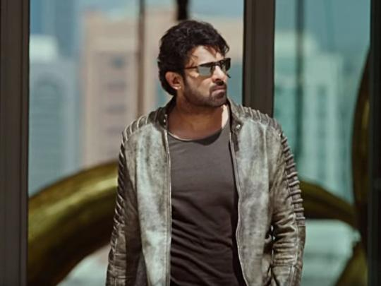 Prabhas' 'Saaho' To Release On August 15, 2019