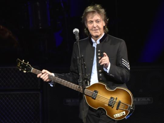 Paul McCartney goes auto-tune on shocking new track