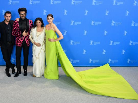 'Gully Boy' gets loud cheers at Berlin film festival
