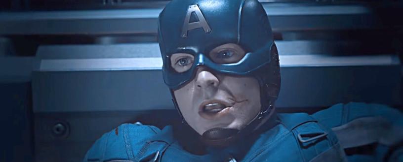 Captain Marvel Endgame Costume